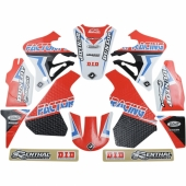 kit deco  flu desings  pro team 125 CR 1995-2007 kit deco