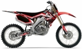 kit deco complet flu desings TS1 250 CRF 2010-2013 kit deco