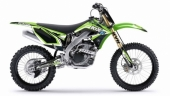 kit deco complet flu desings TS1 250 KX-F  2009-2012 kit deco