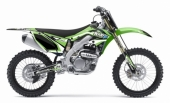 kit deco complet flu desings TS1 250 KX-F  2013 kit deco