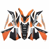 kit deco flu desings pro team 85 SX 2013-2015 kit deco