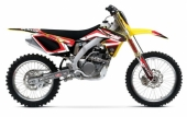 kit deco complet flu desings TS1 250 RMZ  2010-2013 kit deco