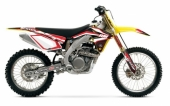 kit deco complet flu desings TS1 450 RMZ  2008-2013 kit deco