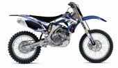 kit deco complet flu desings TS1 250 YZ-F  2006-2009 kit deco