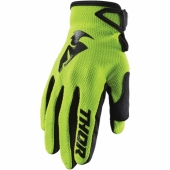 GANTS THOR KID SECTOR LIME 2019 gants kids
