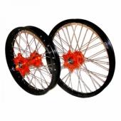 JEU DE ROUES PROSTUF 450 SX-F  2007-2014 roue jante