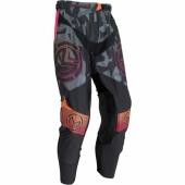 PANTALON CROSS  MOOSE RAGING SAHARA ORANGE/NOIR 2020 maillots pantalons