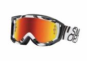 Lunettes Smith Fuel V.2 Sweat-X White Data blanc/noir lunettes