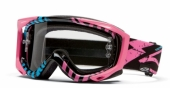 Lunettes Smith Fuel V.2 Sweat-X Pastrana Neon Rose lunettes
