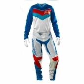 PANTALON FEMME TLD GP AIR AIRWAY BLANC maillot pantalon femme
