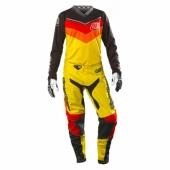 PANTALON FEMME TLD GP AIR AIRWAY JAUNE maillot pantalon femme