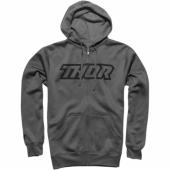 SWEAT THOR CLUTCH ZIP-UP GRIS  sweatshirt