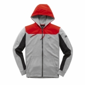 SWEAT ALPINESTARS VENOM FLEECE GRIS / ROUGE sweatshirt