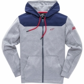 SWEAT ALPINESTARS HOODY ZIP AGE MILITARY 2018 sweatshirt