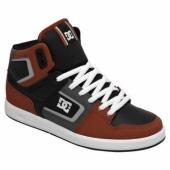 BASKETS DC Shoes Factory lite Hi black/athletic red/ battleship baskets
