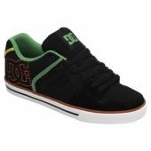 BASKETS DC Shoes Chase black/rasta baskets