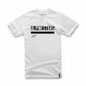 T-SHIRT ALPINESTARS  RATCHET VERT  tee shirt