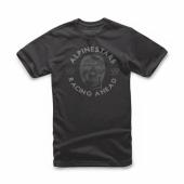 T-SHIRT ALPINESTARS TACH NOIR tee shirt