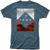 TEE SHIRT THOR  OFF ROAD  GRIS tee shirt