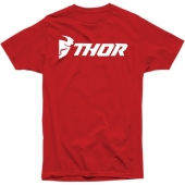 TEE SHIRT THOR LOUD S8 ROUGE 2019 tee shirt