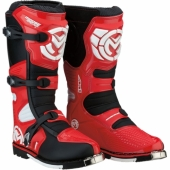 BOTTES MOOSE RACING M1.2  BLANCHES bottes