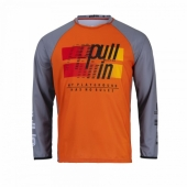 MAILLOT CROSS  ENFANT PULL-IN Challenger GREY/LIME 2018 maillot pantalon kids