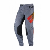 PANTALON CROSS ENFANT PULL-IN  Challenger  GREY/LIME 2018 maillot pantalon kids