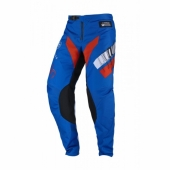 PANTALON CROSS PULL-IN CHALLENGER MASTER NOIR/JAUNE FLUO maillots pantalons