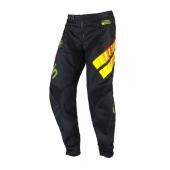 PANTALON CROSS PULL-IN CHALLENGER MASTER KAKI/ORANGE maillots pantalons