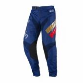 PANTALON CROSS PULL-IN CHALLENGER MASTER NOIR/OR maillots pantalons