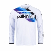MAILLOTCROSS PULL-IN NOIR RACE 2018 maillots pantalons