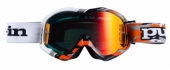 LUNETTES PULL - IN  FIGHTER CAMO NOIR ORANGE lunettes