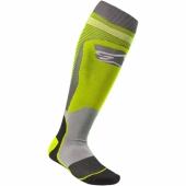 chaussettes alpinestars TECH COOLMAX  VERTE jambieres chaussettes