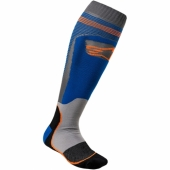 chaussettes alpinestars TECH COOLMAX  ROUGE jambieres chaussettes