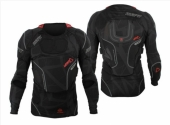 GILET DE PROTECTION LEATT 3DF AIRFIT NOIR gilets protection