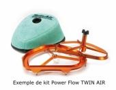 KIT POWER FLOW TWIN AIR SUZUKI  125 RM 2004-2008 kits power flow