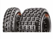 PNEUS ARRIERE MAXXIS RAZR XM R 508 taille 18X10-8 pneus  quad maxxis