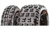 PNEUS ARRIERE MAXXIS RAZR XC R 508 taille 20X11-9 pneus  quad maxxis