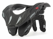 Protection cervicale Leatt Brace GPX5.5 junior noir/gris protections cervicales