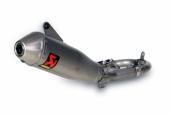 LIGNE AKRAPOVIC RAGING YAMAHA 250 YZ-F 2014-2018 echappements