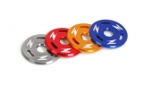 KIT RONDELLE RESERVOIR ANODISE 250 WR-F  2007-2013 kit rondelle couleur reservoir