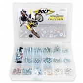 KIT VISSERIE COMPLET Pro Pack Bolt  SUZUKI  RM/RM-Z kit visserie complet