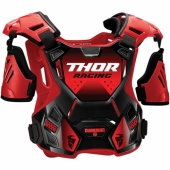 PARE PIERRE THOR GUARDIAN ROUGE/NOIR protections kids