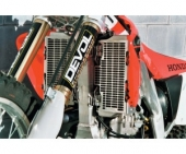 PROTECTION RADIATEUR DEVOL 450 YZ-F 2010-2012 protection radiateur devol