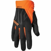 GANTS THOR AGILE MIDNIGHT/ORANGE 2019 gants