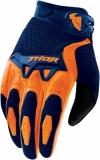 GANTS THOR SPECTRUM NAVY/ORANGE gants kids