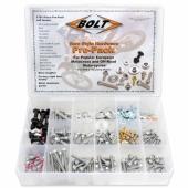 KIT VISSERIE COMPLET Pro Pack Bolt  KTM/HUSQVARNA/HUSABERG kit visserie complet