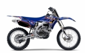 kit deco complet flu desings TEAM ELEVEN 250 YZ-F 2010-2013 kit deco