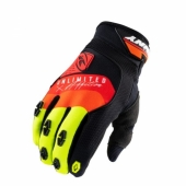 Gants KENNY SAFETY JAUNE/ORANGE/NOIR 2021 gants