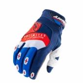 Gants KENNY SAFETY NAVY/BLANC/ROUGE/ROUGE 2021 gants